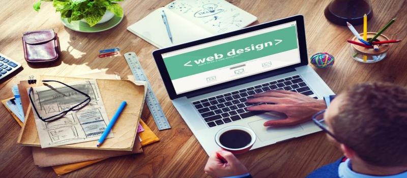 Hire a professional web designer to build your brand online