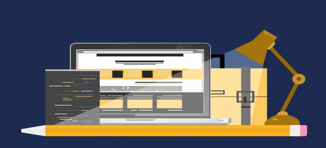 Give a polished appearance to your website by getting professional web design services