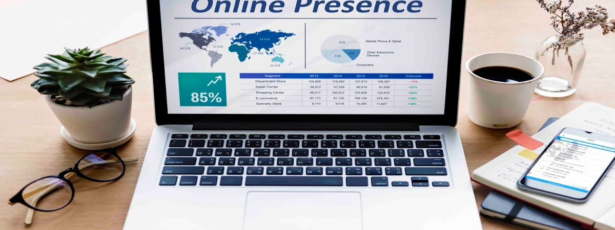 How Does A Web Company Help In A Good Online Presence